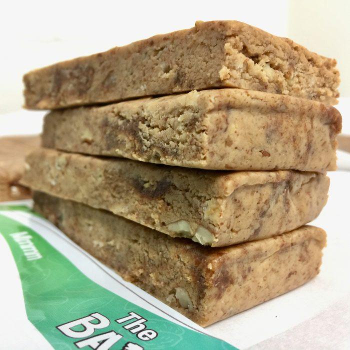 maple pecan protein bar