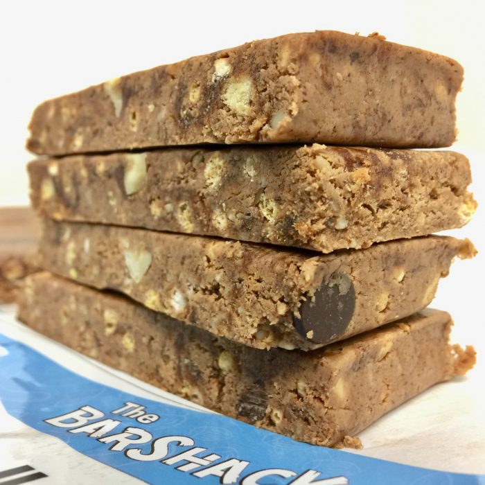 Mmm Nutella protein bar