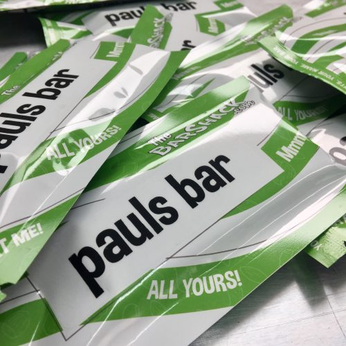 pauls custom protein bar package