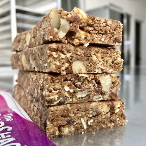 Paul's protein bar recipe