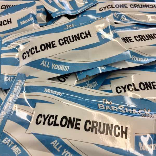 CYCLONE CRUNCH Package