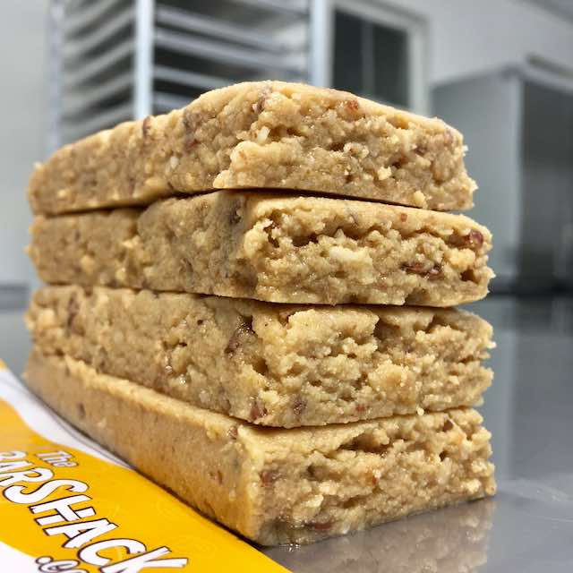 Maple-Walnut Bar