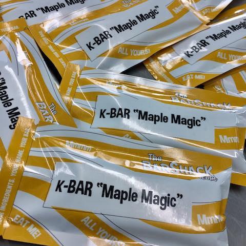 maple magic bar package
