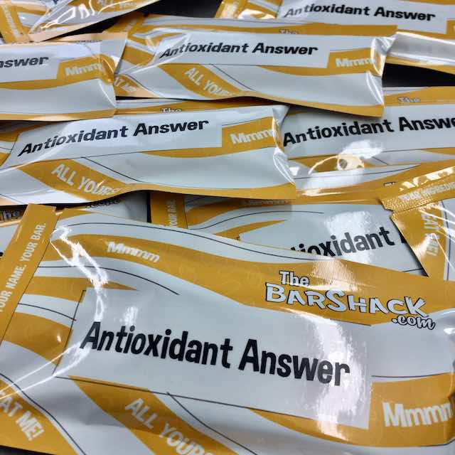 Antioxidant Answer Protein Bar Package