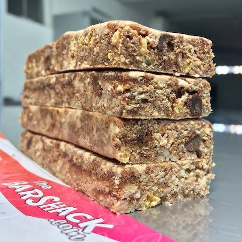 Mike H. protein bar