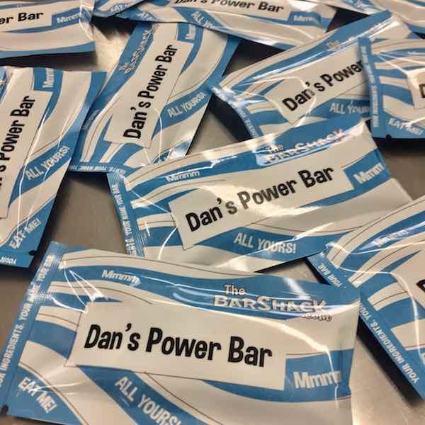 Dan's Power Bar Package