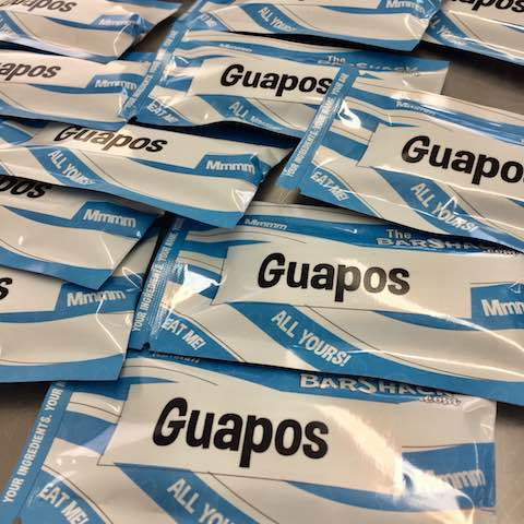 Guapos Protein Bar Package