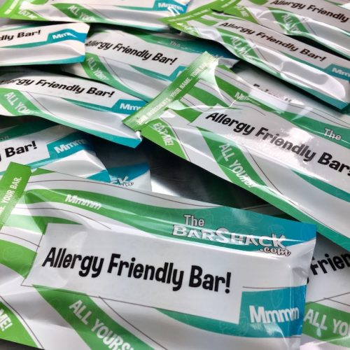 allergy friendly bar package