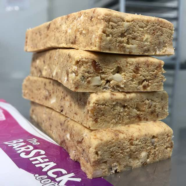 Pam's Honey Cashew Protein Bar