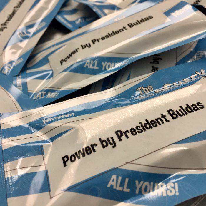 president buldas protein bar