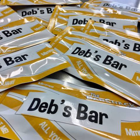 Deb's Protein Bar Package