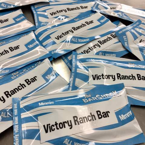 Victory Ranch Protein Bar Package