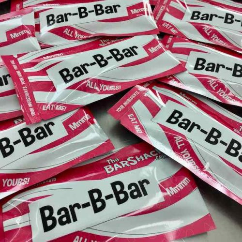 Bar-b-Bar packaged