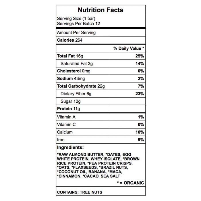 Manhattan Beach Test bar Nutrition