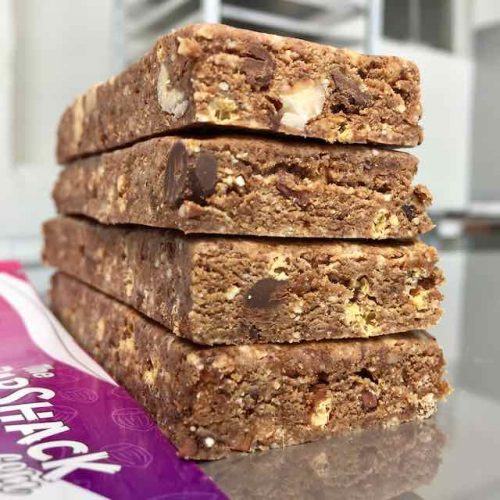 Choconut protein bar