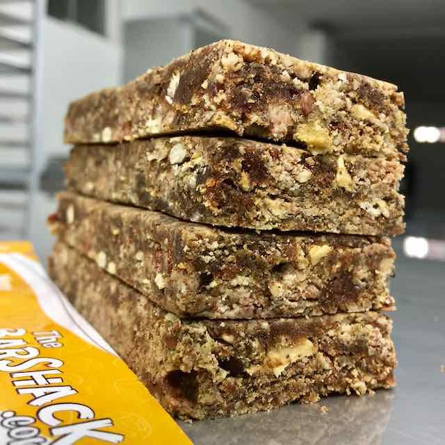 Gregg seed crunch bar