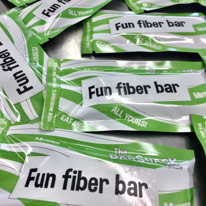 Fun Fiber Bar Package
