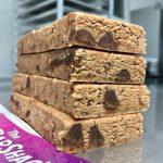PB&chocochips protein bar