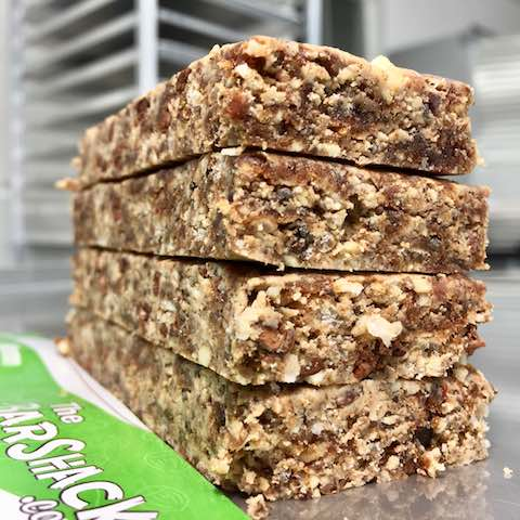 Anne's goodies protein bar