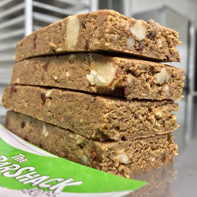 Brazil Nut Protein Bars
