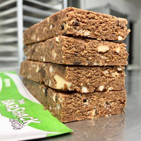 Gotta Run! protein bar recipe