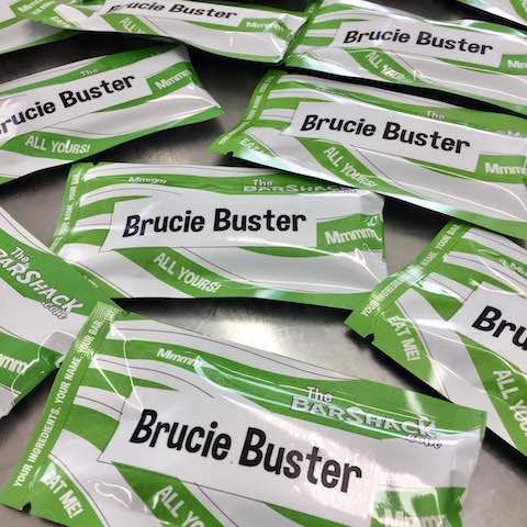 Brucie Buster Bar Package