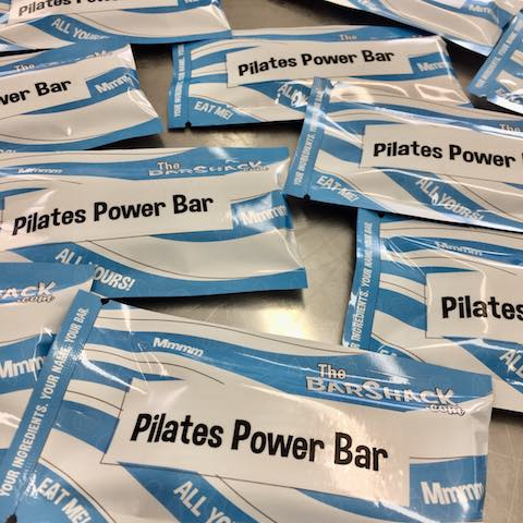 Pilates Power Bar Package