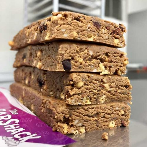 PoppinCherry GingerCrisp protein bar