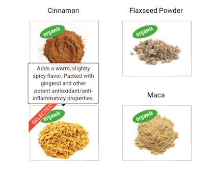 how to add ginger to protein bars