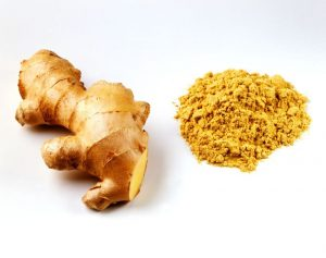 Organic Ground Ginger Powder