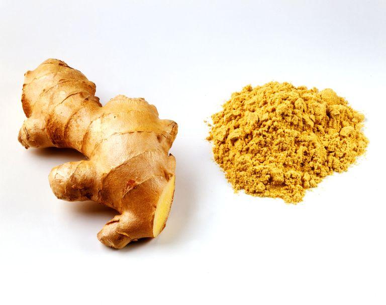 Organic Ground Ginger Powder