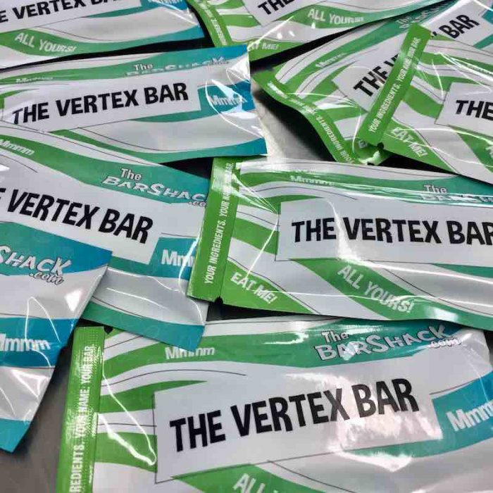 Vertex bar package