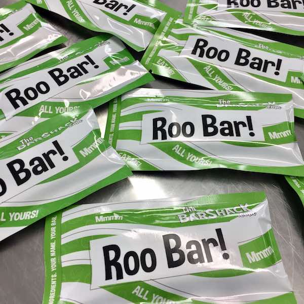 Roo Bar! Package