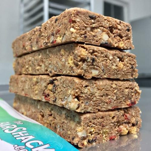 Almond Berry Cacao Crisp Bar