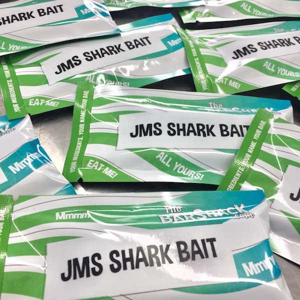 JMS SHARK BAIT Protein bar package