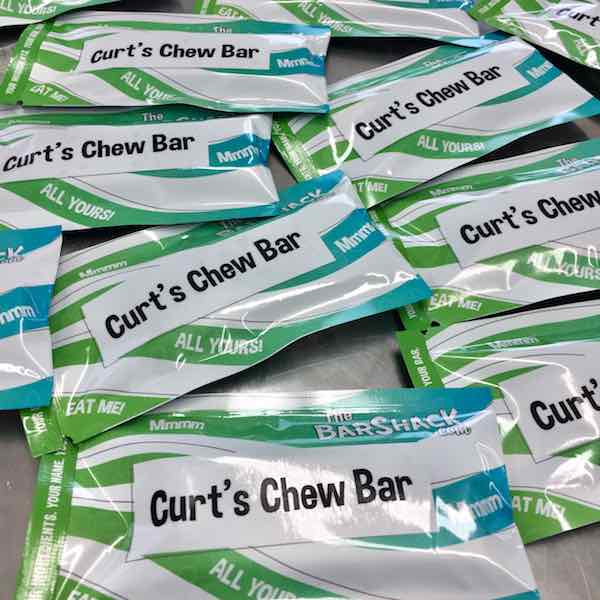 Curt's Chew Bar Package